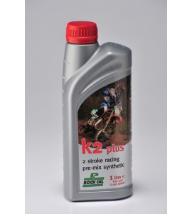 Rock Oil, K2 plus 2-T Racing olja