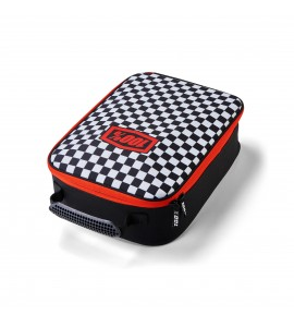 100%, Goggle Case - Checkers