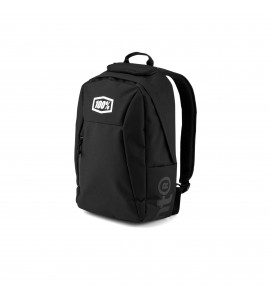100%, SKYCAP Backpack Black