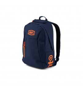 100%, SKYCAP Backpack Navy