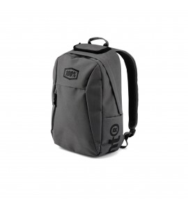 100%, SKYCAP Backpack Grey Heather