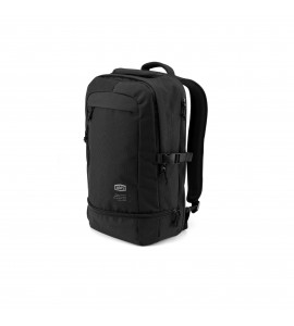100%, TRANSIT Backpack Black