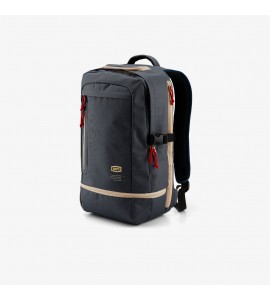 100%, TRANSIT Backpack Steel