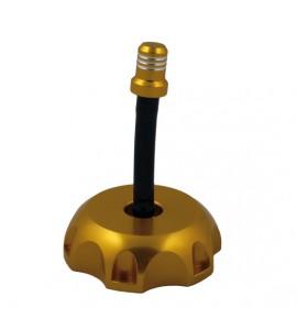Holeshot, Tanklock, GULD, KTM 03-06 450 SX-F, 01-06 250 SX, 03-06 250 SX-F, 01-06 125 SX/400 SX, 01-04 200 SX, 01-02 380 SX/520 SX
