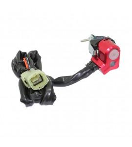 Holeshot, Dödarknapp, CNC Aluminum, Honda 13-19 CRF450R, 14-17 CRF250R