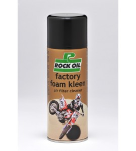 Rock Oil, Factory Foam Kleen spray 400ml