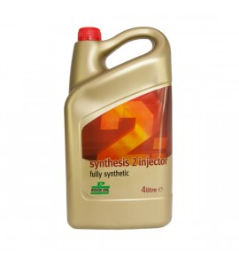 Rock Oil, Synthesis 2 Injector, helsynt. 2-T Racing olja, 4L