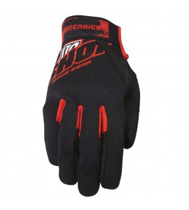 Shot, Mechanic Gloves, VUXEN, XL, SVART