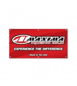 Maxima, Banner - Medium / Size 91cm x 183cm