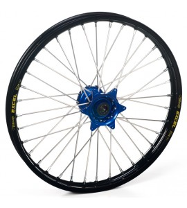 "Haan Wheels, Komplett Hjul, 1,60, 21"", FRAM, SVART BLÅ, SHERCO 12-13 450 Enduro Racing/510 SE Racing, 13 450 SE, 14-18 450 SEF, 04-11 Enduro 4.5i, 12-18 250 SE/300 SE, 14-18 250 SEF/300 SEF, 07-11 Enduro 2.5i/Enduro 5.1i, 04-12 ST 2.5, 09-10 SX 2.5i-F"