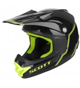 Scott KIDS Helmet 350 PRO ECE GREEN Medium