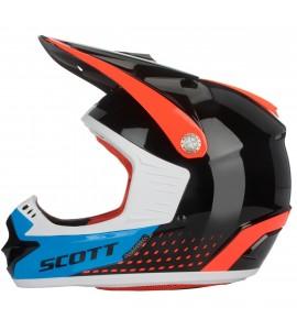 Scott KIDS Helmet 350 PRO ECE Orange Small