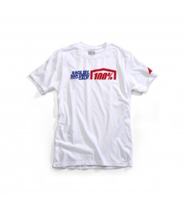 100%, DIVISION Tee-shirt, VUXEN, S, VIT