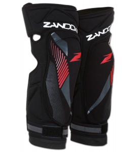 Zandona, Soft Active Knäskydd, VUXEN, S M