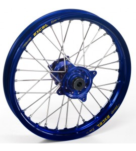 """Haan Wheels, Komplett Hjul, 1,60, 21"""", FRAM, BLÅ, SHERCO 12-13 450 Enduro Racing/510 SE Racing, 13 450 SE, 14-19 450 SEF, 04-11 Enduro 4.5i, 12-19 250 SE/300 SE, 14-19 250 SEF/300 SEF, 07-11 Enduro 2.5i/Enduro 5.1i, 04-12 ST 2.5, 09-10 SX 2.5i-F, 18 125 S"""