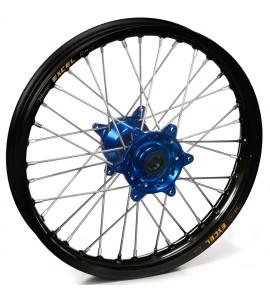 "Haan Wheels, Komplett Hjul, 2,15, 2,15, 18"", BAK, SVART BLÅ, SHERCO 12-13 450 Enduro Racing/510 SE Racing, 13 450 SE, 14-18 450 SEF, 04-11 Enduro 4.5i, 12-18 250 SE/300 SE, 14-18 250 SEF/300 SEF, 07-11 Enduro 2.5i/Enduro 5.1i, 04-12 ST 2.5, 09-10 SX 2.5i-"