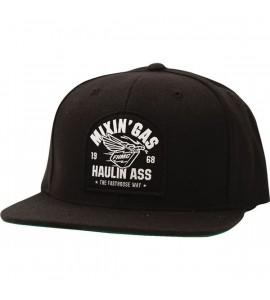Fasthouse, Mixin Gas Hat, VUXEN, SVART