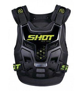 Shot, FIGHTER BLACK-NEON YELLOW, VUXEN