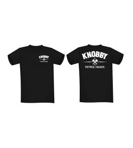 Knobby, KNOBBY T-Shirt Svart X-Large, VUXEN, XL, SVART