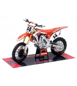 New-Ray, 1:12 Honda CRF450R HRC Racing Cole Seely