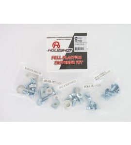 Holeshot, Skruvkit till plast, Yamaha 99-07 WR250, 08-16 WR250R, 99-22 YZ250, 99-07 WR125, 99-22 YZ125, 02-21 YZ85