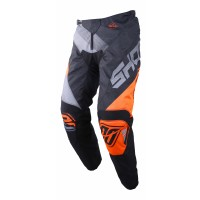 Shot, PANTS ULTIMATE, VUXEN, 36, SVART NEON ORANGE